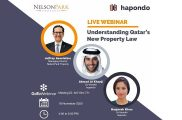Webinar on Qatars New Property Investment Law