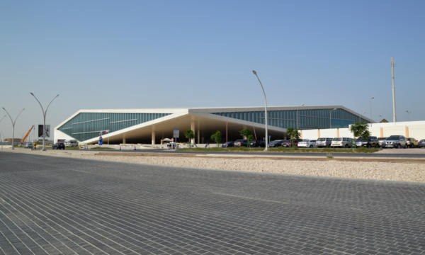 Qatar National Library 200730 151319