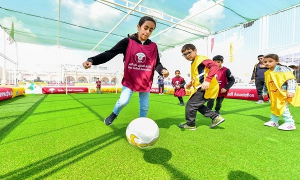 Qatar Shell and Qatar Football Association to host Koora Time sports event to mark National Sport Day 1