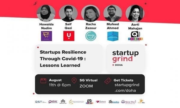 Startups Resilience Through Covid 19 Lessons Learned startup grind doha