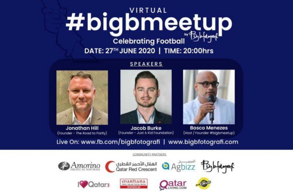 Virtual #BigBMeetUp on Coping with COVID-19- NGO Special