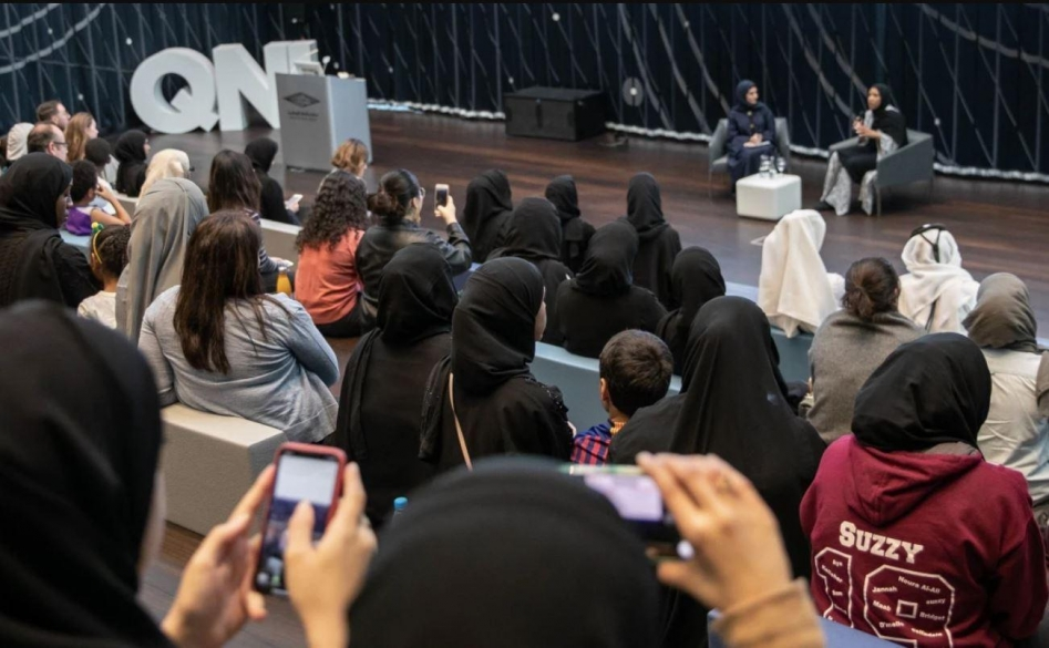 Paving the Way for Future Women of Qatar [CANCELLED]