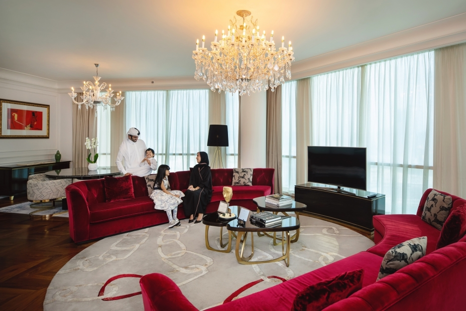 Staycation Offer at The Ritz-Carlton, Doha